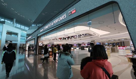 개장 1주일 앞둔 인천공항 제2여객터미널